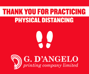 Dangelo Printing Big Box Advertisement