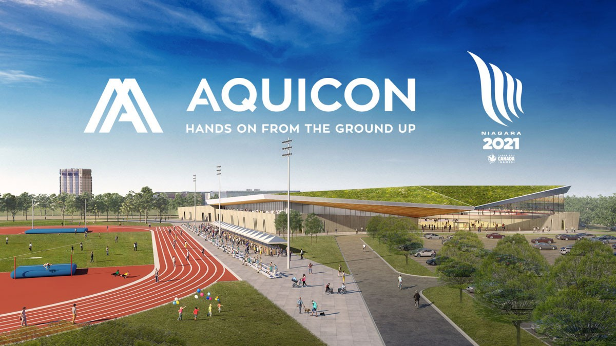 Aquicon and Canada Games Park