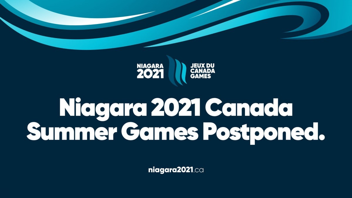 The Niagara 2021 Canada Games will be postponed until the summer of 2022.