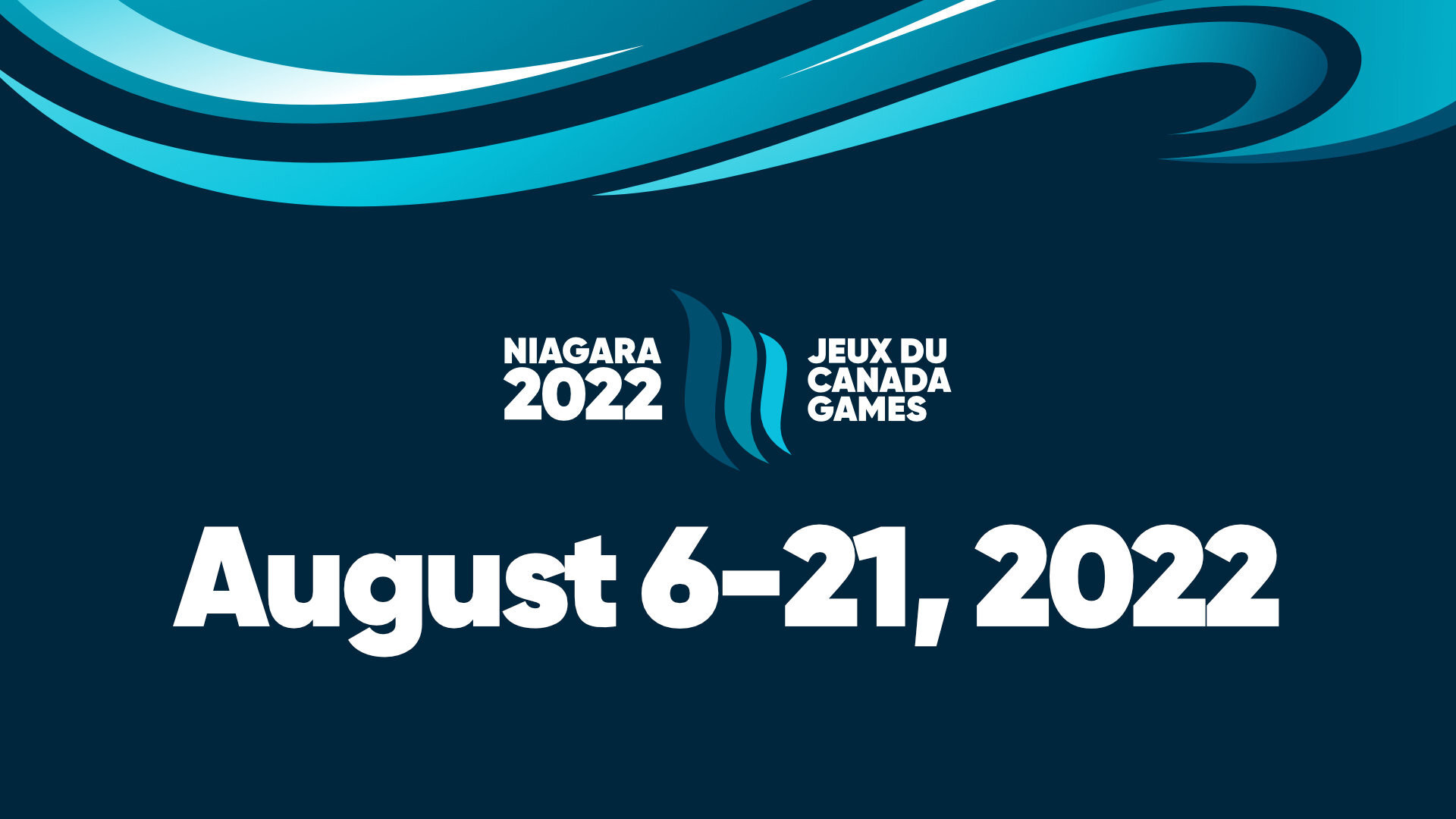 The Niagara 2022 Canada Summer Games have been rescheduled for August 6-21, 2022.