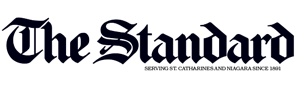 St. Catharines The Standard logo